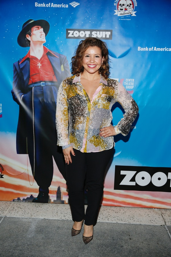 Actor Justina Machado