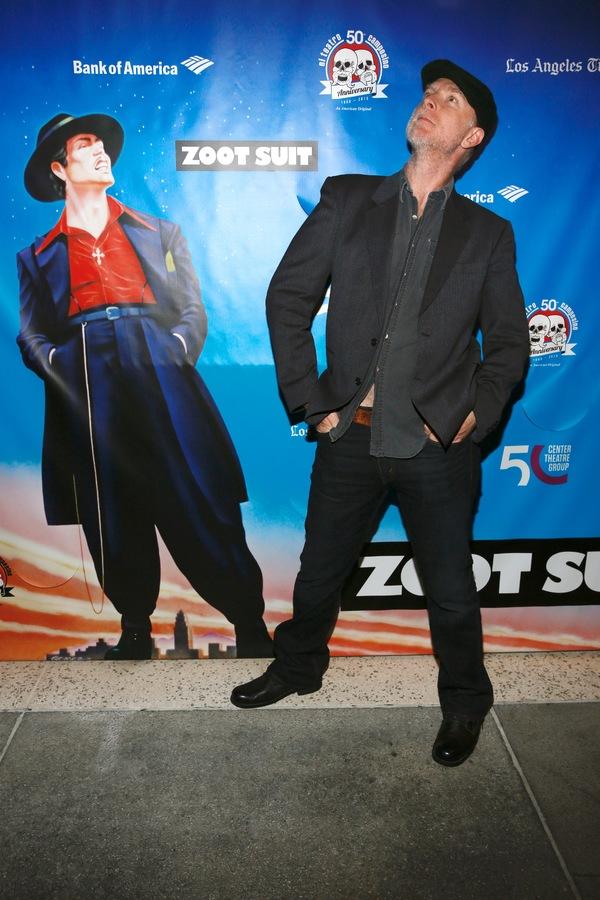 Actor Hugo Armstrong Photo
