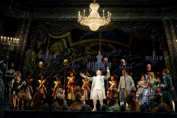 Photo Flash: LA Opera's THE GHOSTS OF VERSAILLES