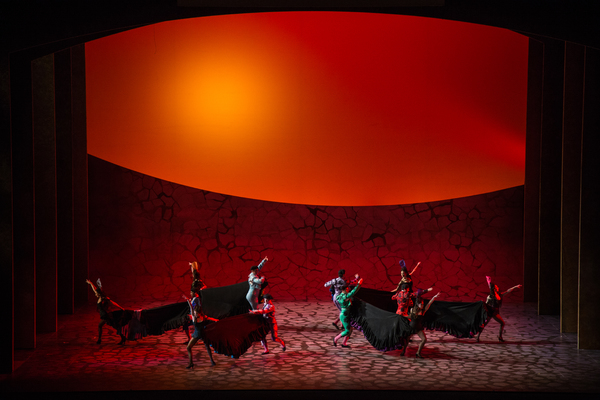 Photo Flash: First Look at Lyric Opera of Chicago's CARMEN