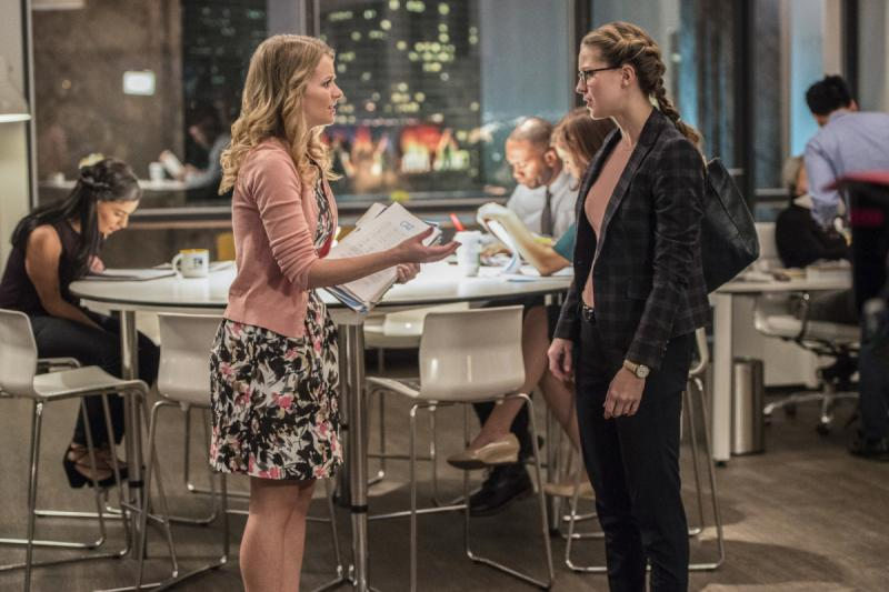 BWW Recap: SUPERGIRL Defends Lena While National City Attacks the 'Luthors'