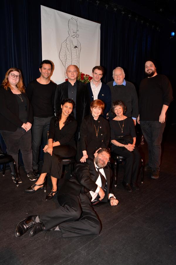 David Staller, Katie Meade, Carman Lacivita, Michael Cerveris, Jay Armstrong Johnson, Photo