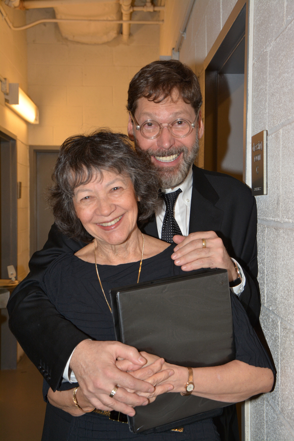 Maggie Buchwald and David Staller