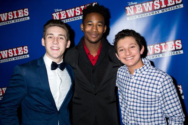 Nicholas Masson, Jordan Samuels, Jonathan Fenton