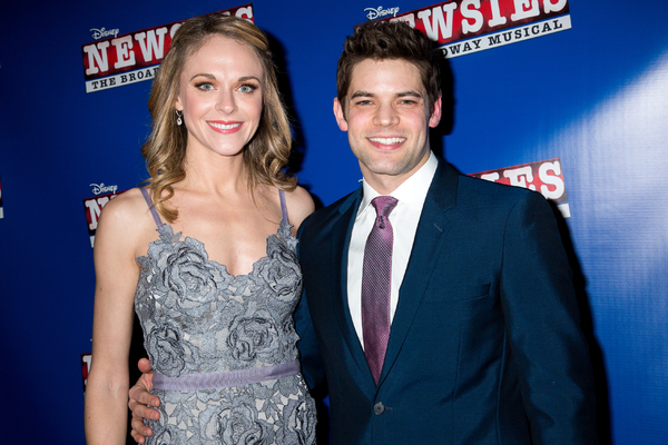 Ashley Spencer, Jeremy Jordan