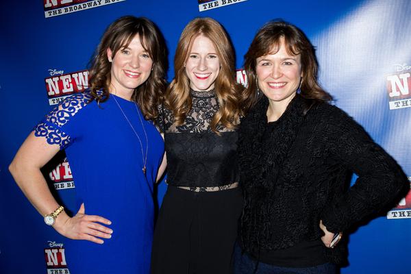 Caitlyn Caughell, Molly Jobe, Julie Foldesi