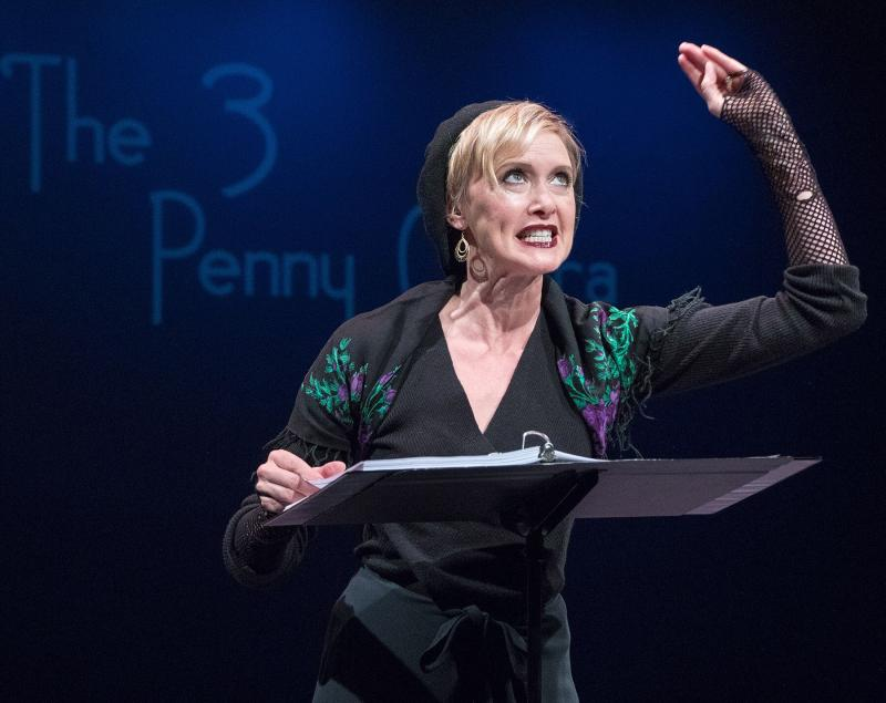 BWW Review: York's BERLIN TO BROADWAY WITH KURT WEILL Tells How A Refugee Made Good In America