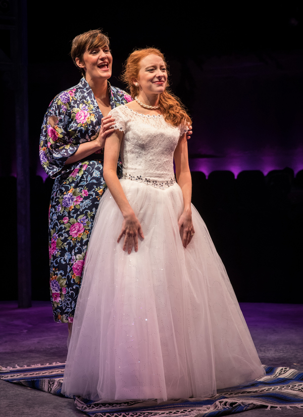 Photo Flash: MAMMA MIA Bursts onto the Marriott Theatre Stage