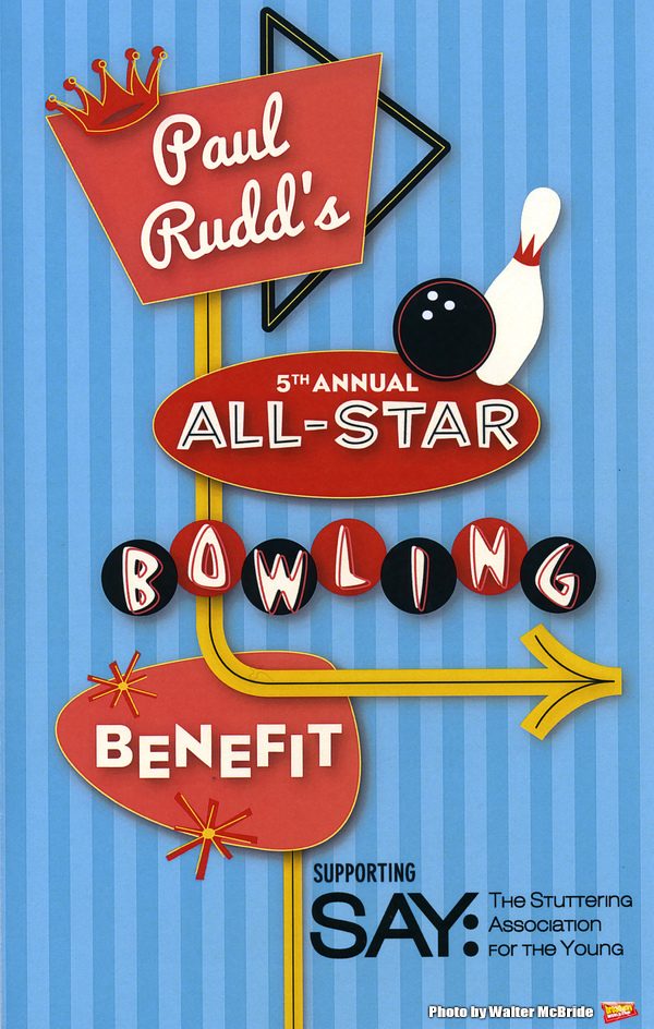 The 5th Annual Paul Rudd All-Star Bowling Benefit for (SAY)
