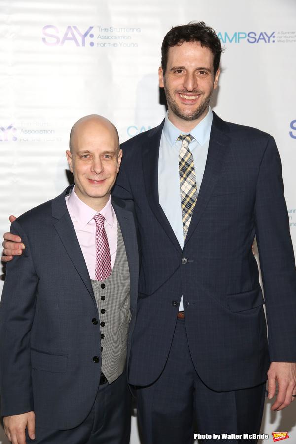 Taro Alexander and Noah Cornman