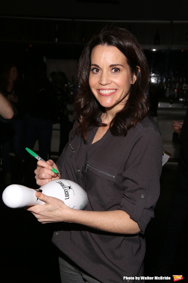Jenna Leigh Green pantages theatre