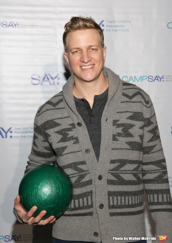 Photo Coverage: Broadway Supports SAY at Paul Rudd's All-Star Bowling Benefit