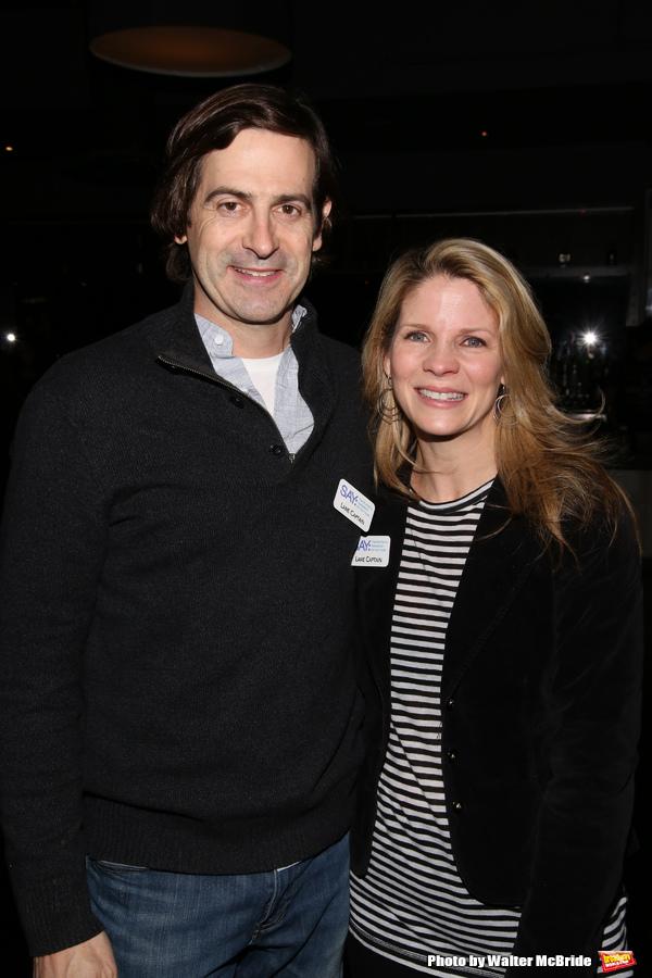 Greg Naughton and Kelli O'Hara