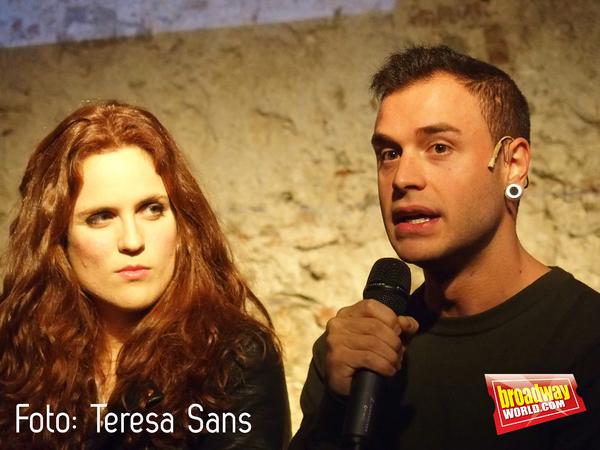 Lucia Torres y Adrian Rodriguez