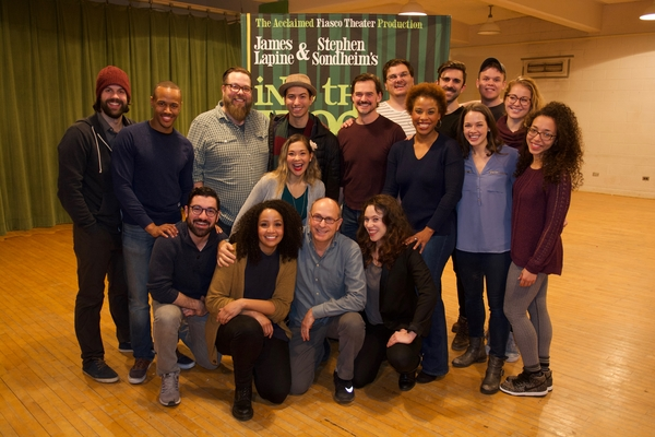 Photo Flash: James Lapine and Joanna Gleason Visit the National Tour of INTO THE WOODS