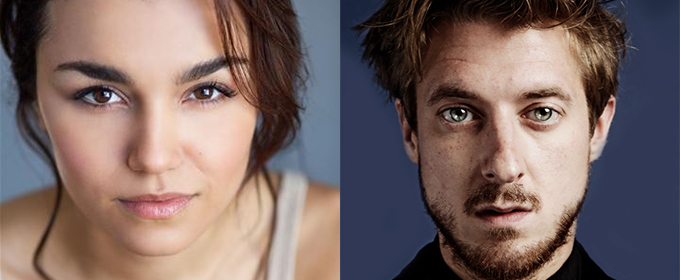 Samantha Barks and Arthur Darvill Headed to the Strip for HONEYMOON IN VEGAS Concert in London