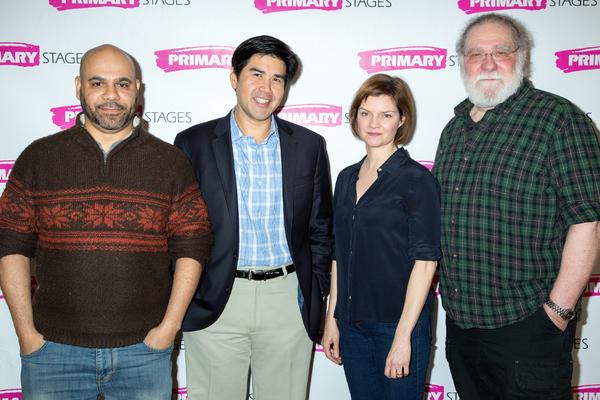 Bruce Faulk, Pun Bandhu, Mary Bacon, Richard Vetere