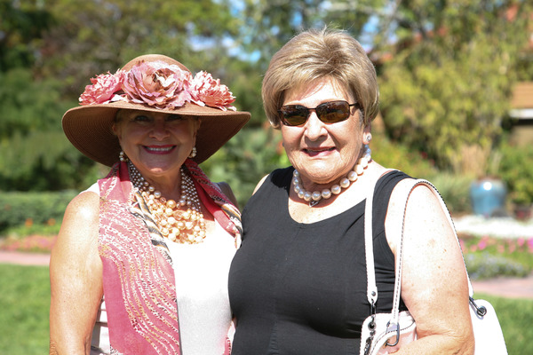 Leslie Anne Carter, Eileen Wishnow