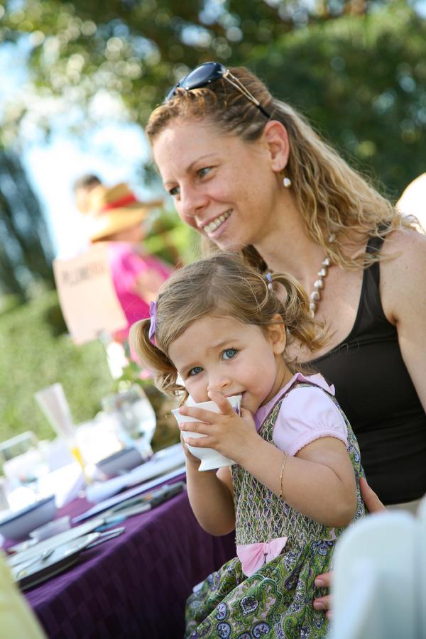 Photo Flash: Hearts-n-Bloom Garden Tea Party Grows at Mounts Botanical Garden