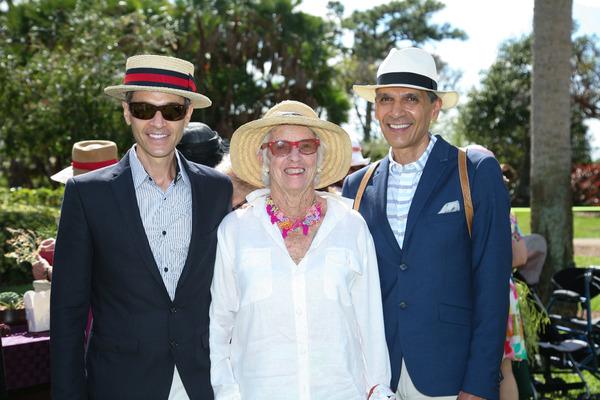 John Corey, Polly Reed, Miguel Rosales