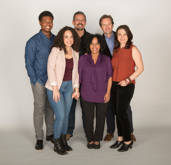 Photo Flash: Meet the Cast of THE BLAMELESS at The Old Globe