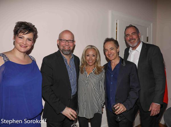 Lisa Howard, Scott Coulter, Eda Sorokoff, Jason Graae, John Boswell
