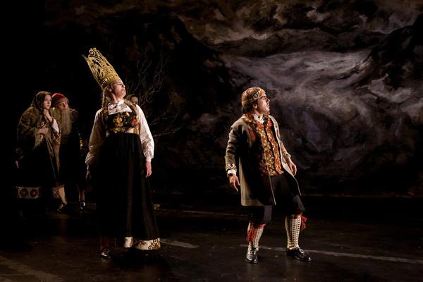 Photo Flash: Sneak Peek at Grusomhetens Teater's THE MOUNTAIN BIRD, Coming to La MaMa