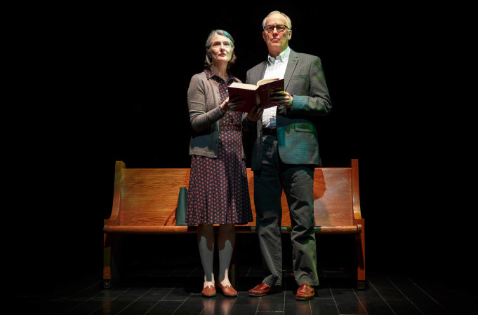 BWW Review: Reed Birney Beautifully Sensitive in Tracy Letts' Riveting MAN FROM NEBRASKA