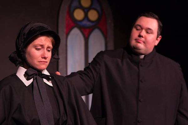 character analysis of father flynn in doubt a play by john patrick shanley