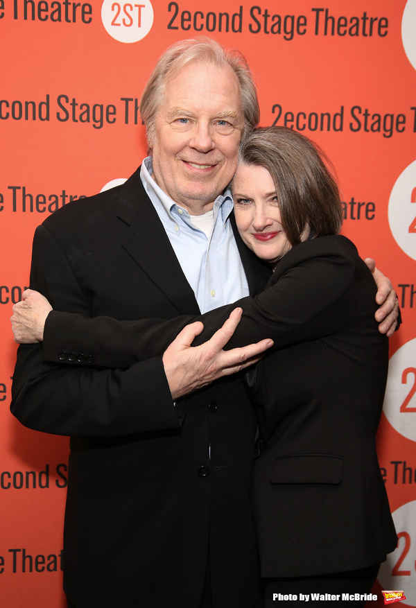 Photo Coverage: Second Stage Celebrates Opening Night of MAN FROM NEBRASKA