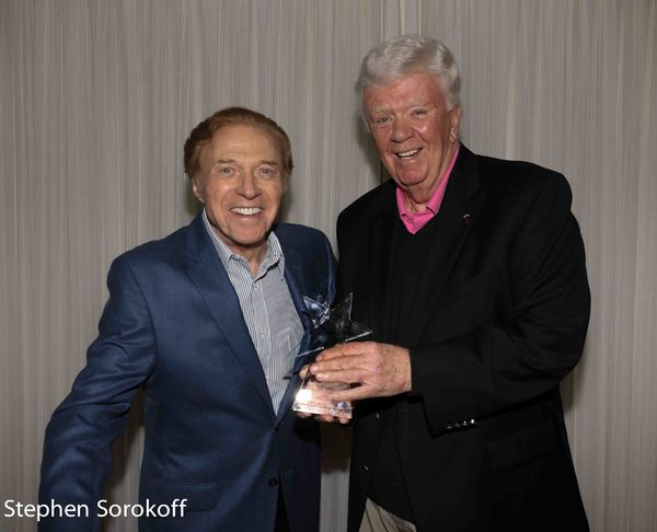 Steve Lawrence & Dick Robinson Photo
