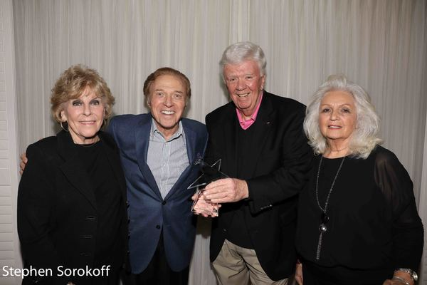 Photo Coverage: Steve Lawrence & Edyie Gorme Receive Lifetime Achievement Award