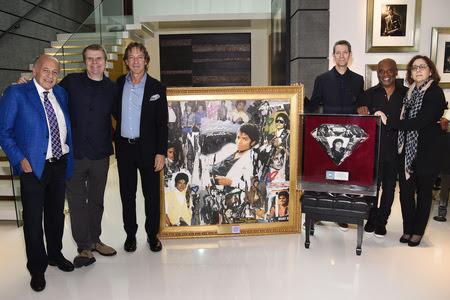 Michael Jackson's 'Thriller' is 1st Album Certified 33x Million; 'Bad' Certified 10 Million