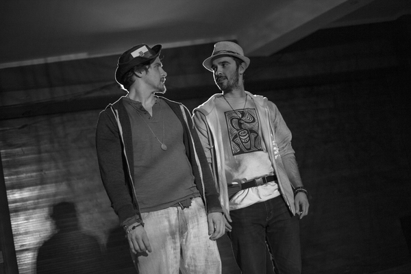 Felipe Carrasco and Christopher Acevedo Photo
