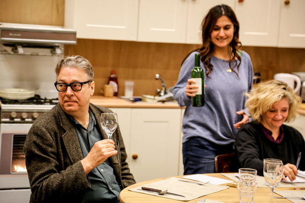 Photo Flash: Inside Rehearsal for LIMEHOUSE at Donmar Warehouse