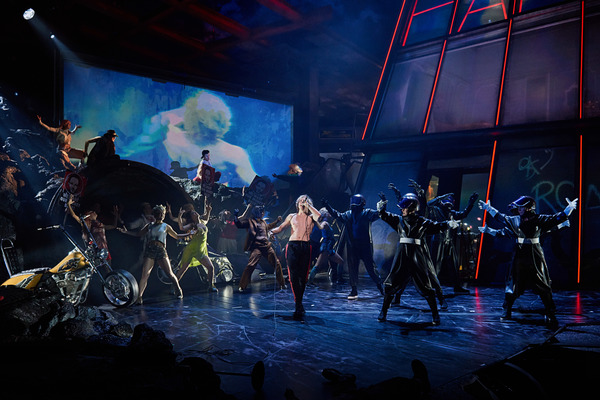 Photo Flash: World Premiere of Jim Steinman's BAT OUT OF HELL - THE MUSICAL Rocks the Stage in Manchester