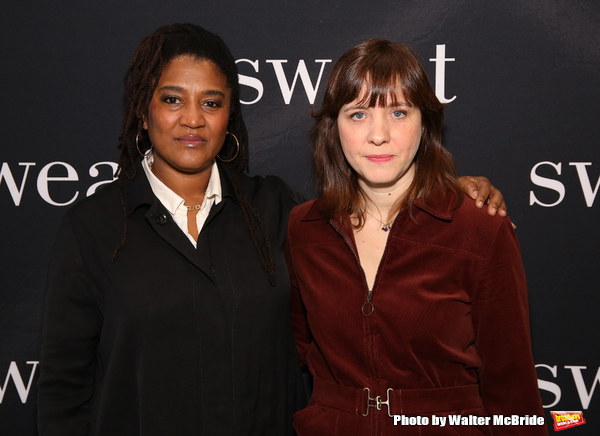 Lynn Nottage and Kate Whoriskey