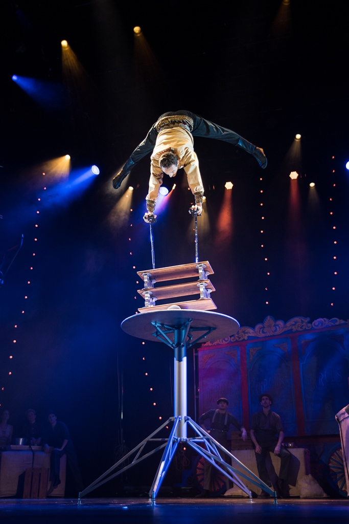 BWW Review: CIRCUS 1903 Recreates the Golden Age of Circus at the Hollywood Pantages