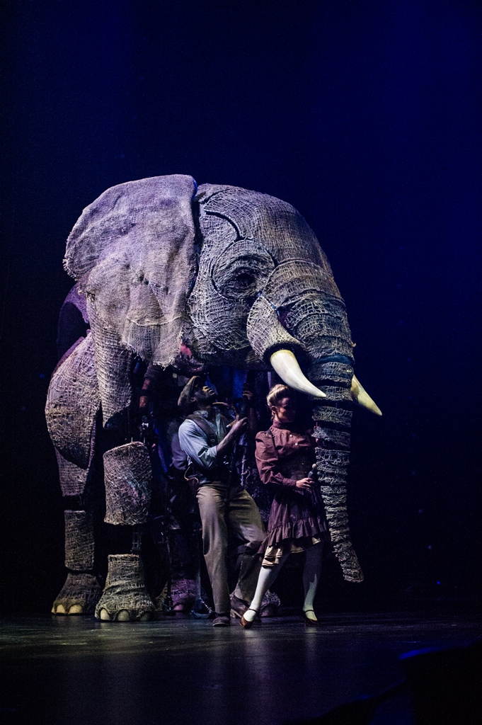 Bww Review Circus 1903 Recreates The Golden Age Of Circus