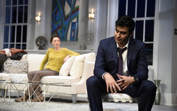 Photo Flash: First Look at DISGRACED at Maltz Jupiter Theatre