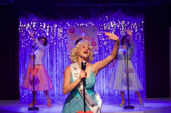 Photo Flash: A First Look at THE MARVELOUS WONDERETTES at TexARTS