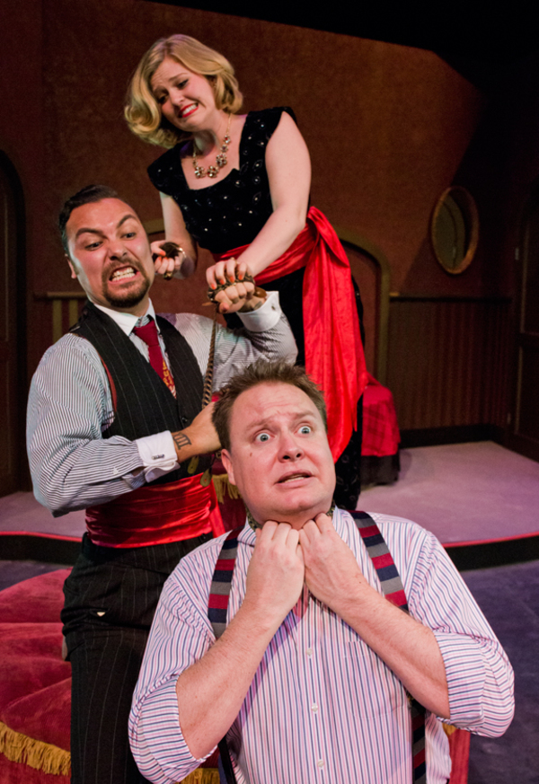Photo Flash: The Theatre Group at SBCC presents A FLEA IN HER EAR