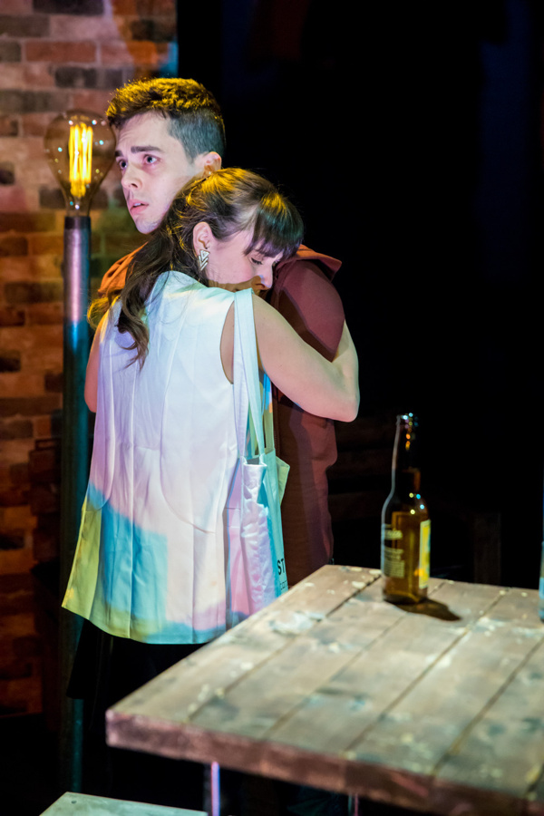 Photo Flash: First Look at ORION at Theatre Row