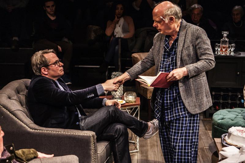 BWW Review:  Wallace Shawn's EVENING AT THE TALK HOUSE Explores Fascism And The Fall Of Theatre