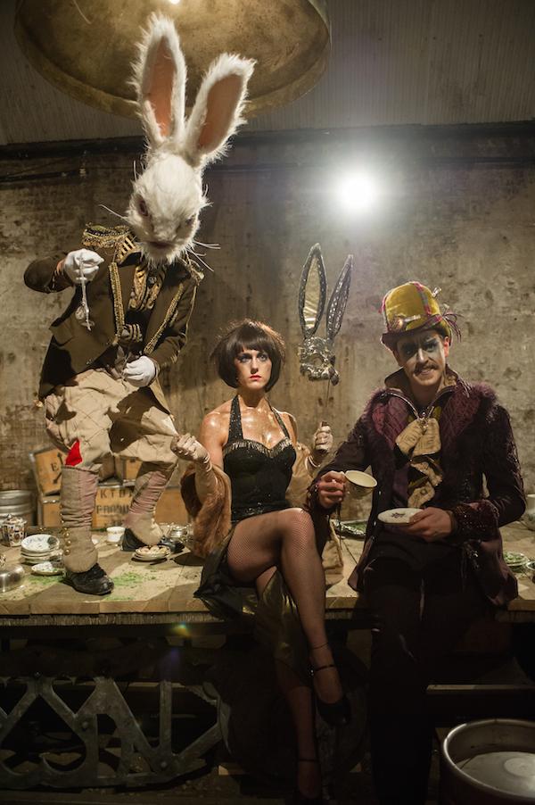 Guest Blog:  Les Enfants Terribles Artistic Director Oliver Lansley On Supporting New Artists