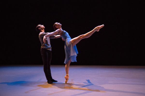 Angelina Sansone and Michael Davis