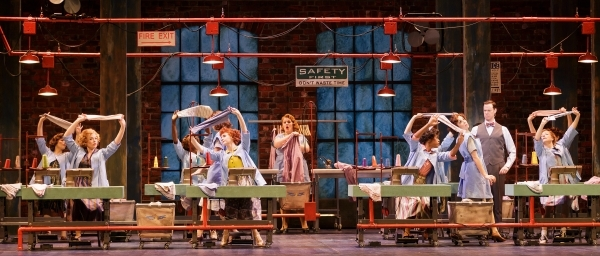 Photos: First Look at Billie Wildrick, Josh Davis and More in 5th Avenue's THE PAJAMA GAME