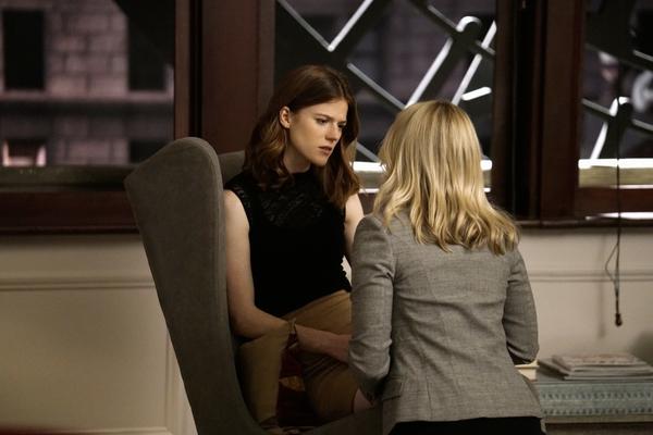 Rose Leslie as Maia Rindell. Photo Cr: Patrick Harbron/CBS