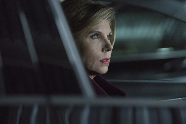 Christine Baranski as Diane Lockhart. Photo Cr: Patrick Harbron/CB