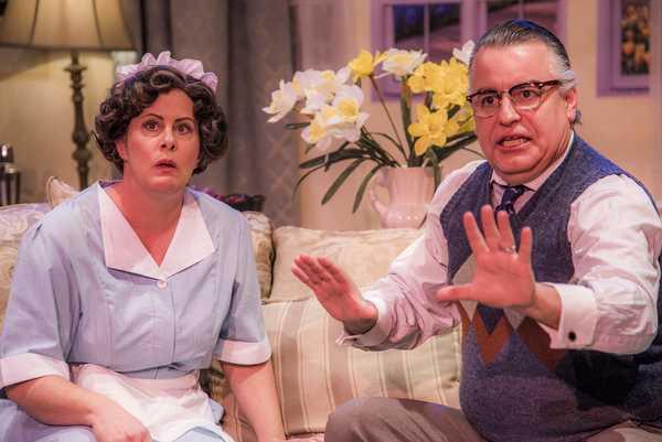 Gina Torrecilla and Pat Towne